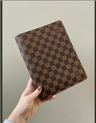 Authentic Louis Vuitton DE Desk Agenda