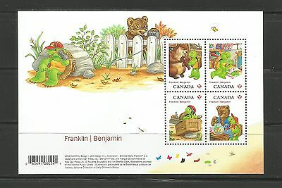 S/S  2541      Franklin The Turtle