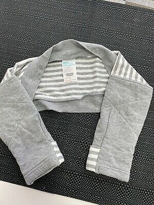 Love To Dream Arm Warmers Grey 12 - 18 Months