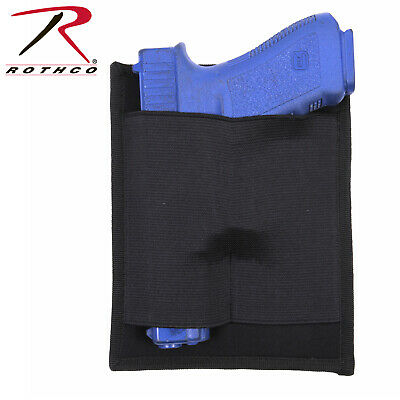 Concealed Carry Black Holster Panel CCW Holsters Subcompact to Full Frame Rothco