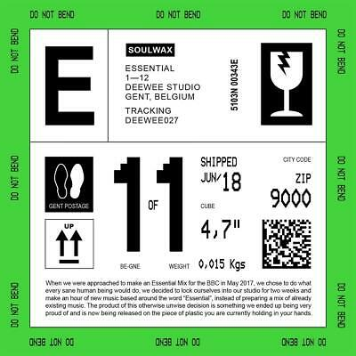 Soulwax ‎– Essential (New/Sealed) Cd