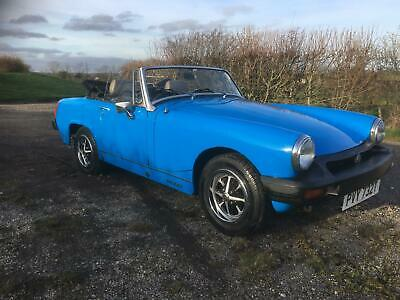 MG  Midget 1979 Blue Very Clean and Tidy for its Age and Mileage