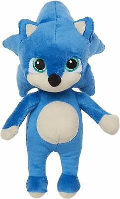 Baby Sonic 400284-PDQ 8.5 Inch Plush Soft Toy Jazwares Official