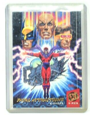 1994 Fleer Ultra Marvel X-Men Wolverine #108 Fatal Attractions Foil Comic Card