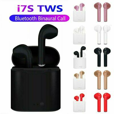 Bluetooth Earphones For Android Apple Style Wireless Earbuds Headsets Headphones