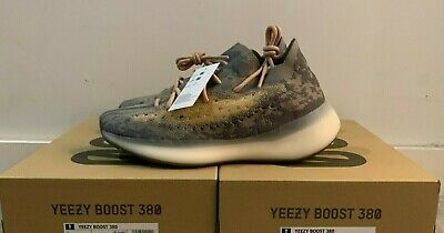 IN HAND Adidas Yeezy Boost 380 Mist FX9764 Men's Sizes 5-13 DS Kanye Non Reflect