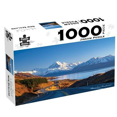 Puzzle Master New Zealand Jigsaw Puzzles - 1000 Pieces