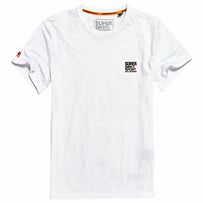 Superdry Núcleo Firmar Off Camiseta Hombre