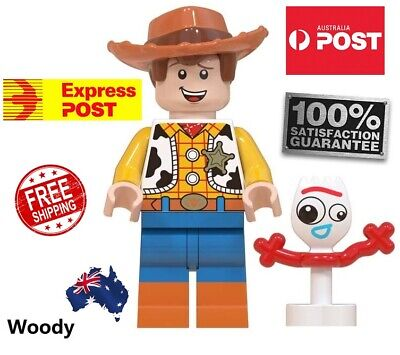 Woody Pixar Figure FREE POST Toy Story 4 Character Collectable Quality