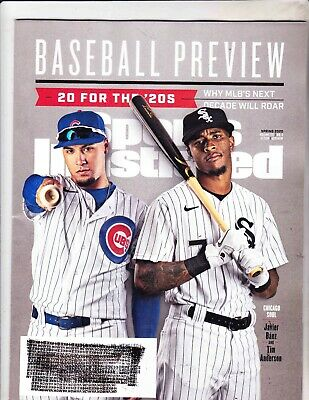 Sports Illustrated Magazine------Spring 2020----Baseball Preview
