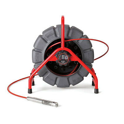 RIDGID SeeSnake Mini 200' Camera Reel w/ TruSense - 63633