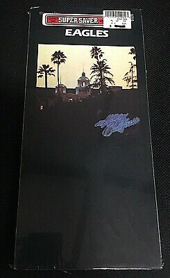 Eagles ‎– Hotel California - CD Longbox USA 075596050920 - SEALED MINT NEW