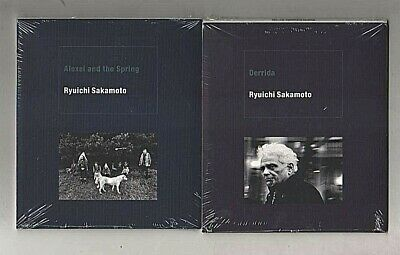 Ryuichi Sakamoto ‎– Alexei And The Spring + Derrida - 2 CD Digipack USA - SEALED