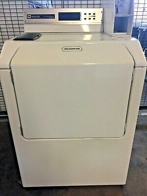 MAH21PD Maytag Coin Operated Front Load Washer, Used