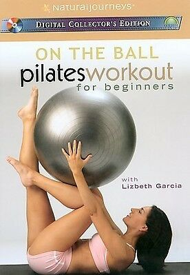 + On The Ball Pilates Workout For Beginners [Dvd] All Regions [Oz Seller]