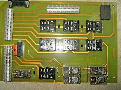 (Q5-3) 1 Pulmonair Relay Board Issue E