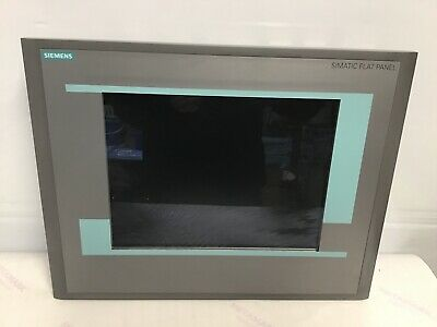 "Siemens Touch Screen 12"" W Simatic  6AV7661"