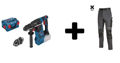 BOSCH: GBH 18V-26 F Professional - Cordless Rotary Hammer with SDS plus+Trousers