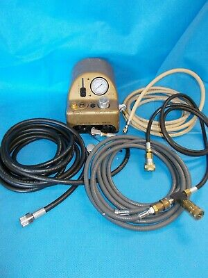 Medtronic Legend Footswitch with Hoses etc.