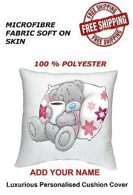 Personalised Me to You Tatty Teddy Bear Cushion Cover 40x40 cm all occasion gift