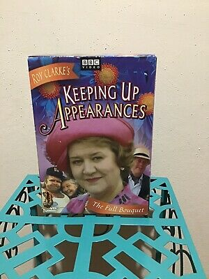 Keeping Up Appearances - The Full Bouquet: Series 1-5 (DVD, 2004, 8-Disc Set)
