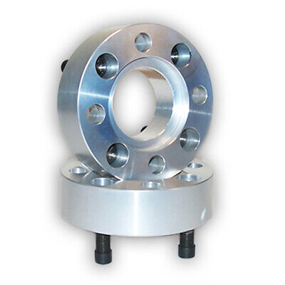 "High Lifter Wheel Spacers (One Pair) 1 "" 4/115 10mmx1.25"