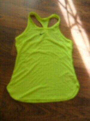 girls nike vest top age 13-15 years
