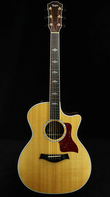 Used Taylor 814ce 2005 Acoustic Guitar From Japan