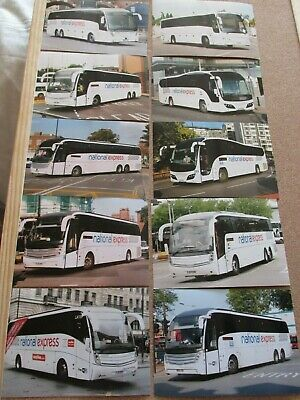 BUS COACH NOTEBOOK /& PEN NATIONAL EXPRESS RAPIDE NOTEPAD LINED PAGES NEW
