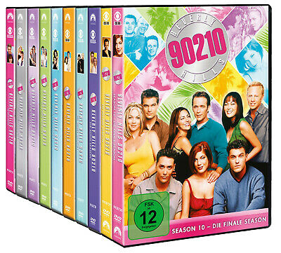 Beverly Hills, 90210: The Complete Series 1-10 Collection | New | Sealed | DVD