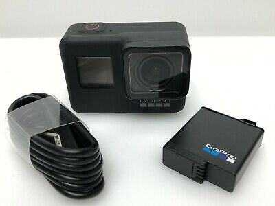 GoPro HERO7 Action Camera - Black CHDHX-701