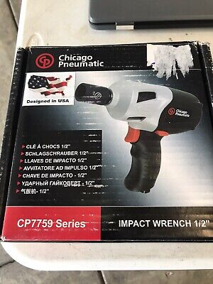 "Chicago Pneumatic CP7759O Impact Wrench 1/2"" (See Description)"