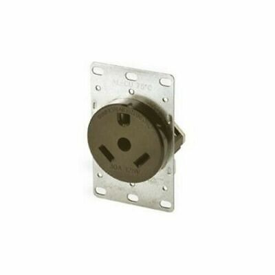 Cooper Wiring 3830CC6 RV Travel Trailer Receptacle Outlet TT-30 30A 125V
