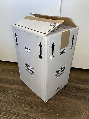PROPAK (S8T) Styrofoam Cooler Insulated Shipping Container 11X9X16