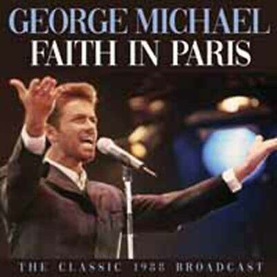 FAITH IN PARIS  by GEORGE MICHAEL  Compact Disc  GSF046 rare live show