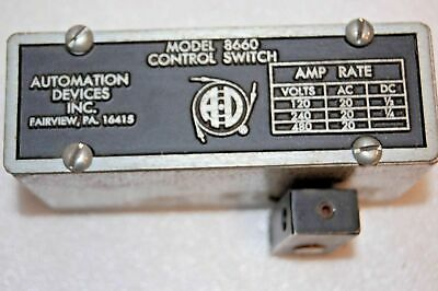 Automation Devices 8660 Control Switch
