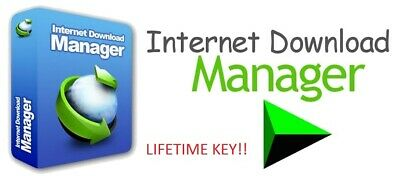 Internet Download Manager (IDM) Lifetime Key!