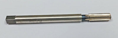 7/16-14 4-Flute GH3 Straight Flute Special Extended Shank Bottom Tap, MF72518611