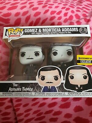**PRE-ORDER** The Addams Family 1964 - Uncle Fester with Lightbulb Funko Pop