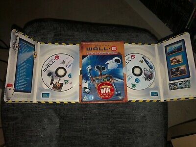 Wall-E - (2 Disc Special Edition) Disney/Pixar DVD