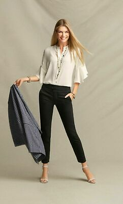 CAbi Float Blouse #5521 - size Large - New in Pkg.