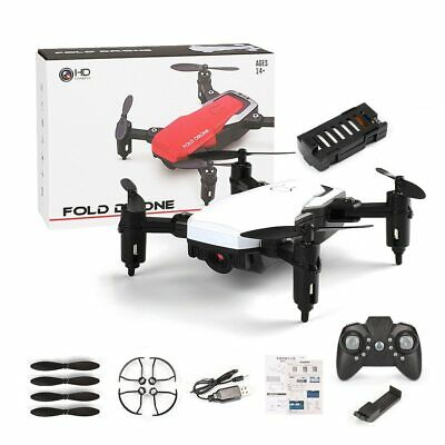Drone with Camera WiFi FPV GPS Quad copter HD 4K Video Recording Foldable drone