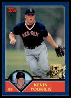 2010 Topps The Cards Your Mom Threw Out Kevin Youkilis Boston Red Sox #Cmt-52