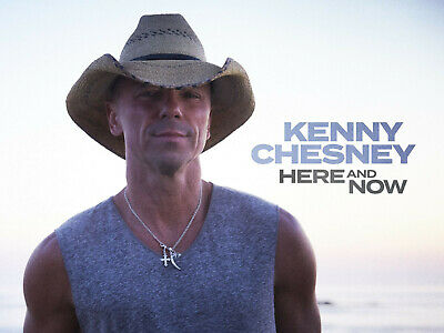 Kenny Chesney Here and Now 2020 Physical CD SEALED BRAND NEW 5/1 Album Release