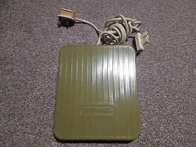 Foot Pedal / controller only Bernina 700 sewing machine FTG-E