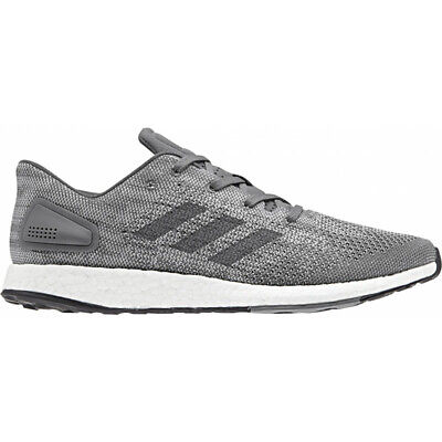ADIDAS MENS SHOES Pure Boost DPR Raw White & Grey B37788