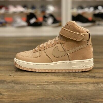 NIKE AIR FORCE 1 ONE mi wheat flax qs taille uk 12 13 us