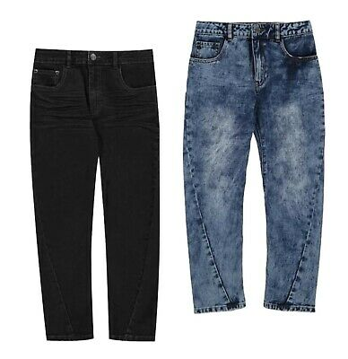 Boys Firetrap Casual Comfortable Stylish Slouch Jean Sizes from 7 to 13