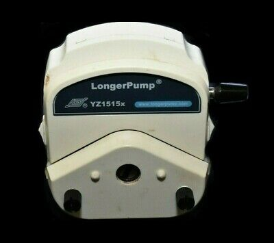 Longer Pump YZ1515X (3 Roller) Peristaltic Pump Head