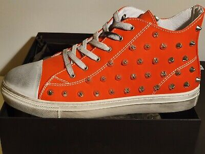 Sneakers Gienchi Metal Gienchi Jean Michel, Donna Nr 37 NUOVE